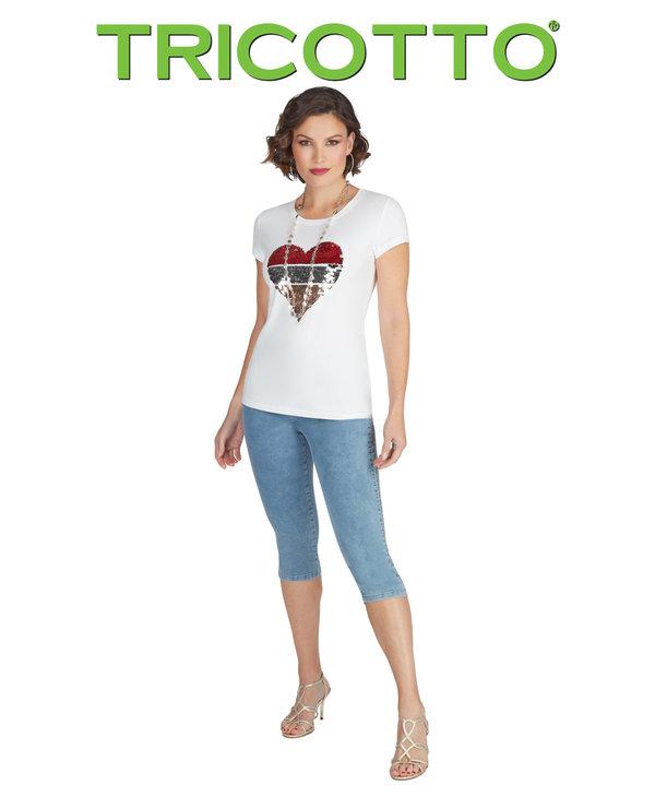 Capri Jeans Tricotto 503