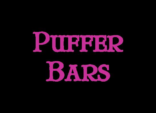 Puffer Bars
