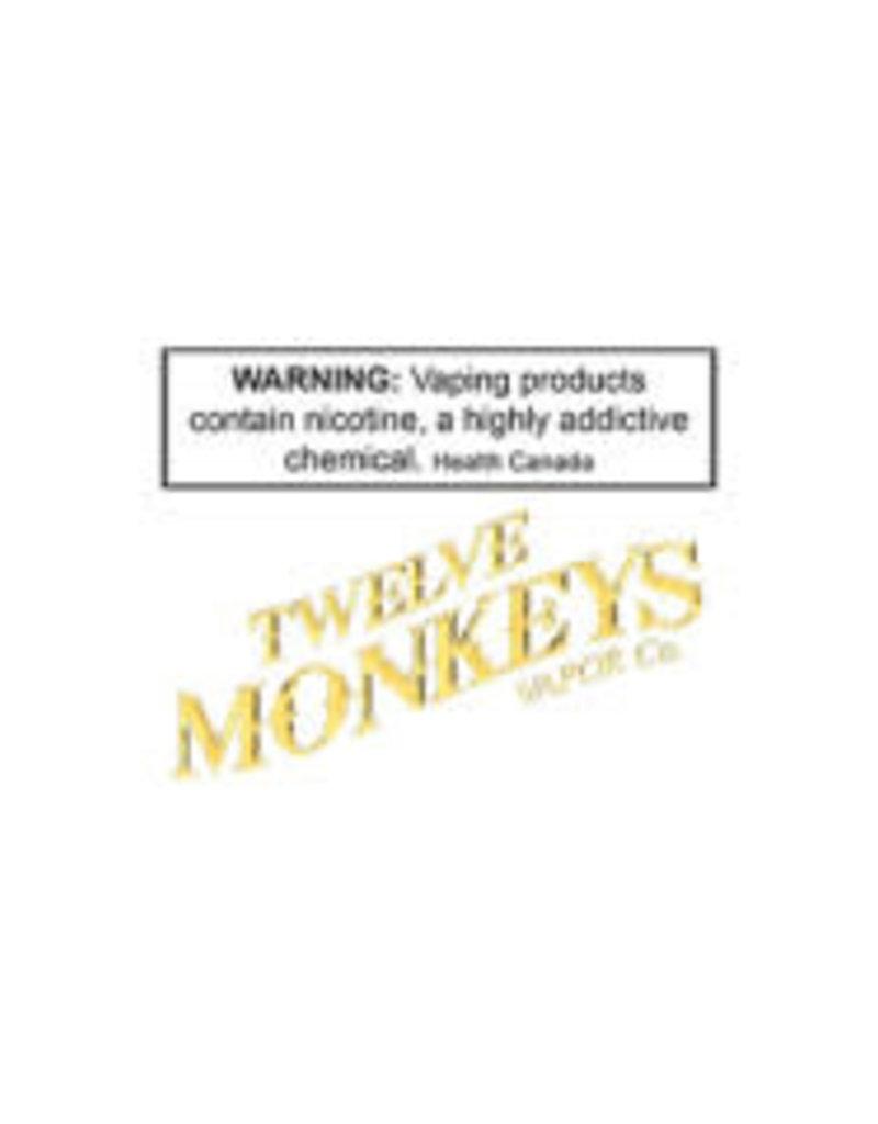 12 Monkeys 12 Monkeys Salt