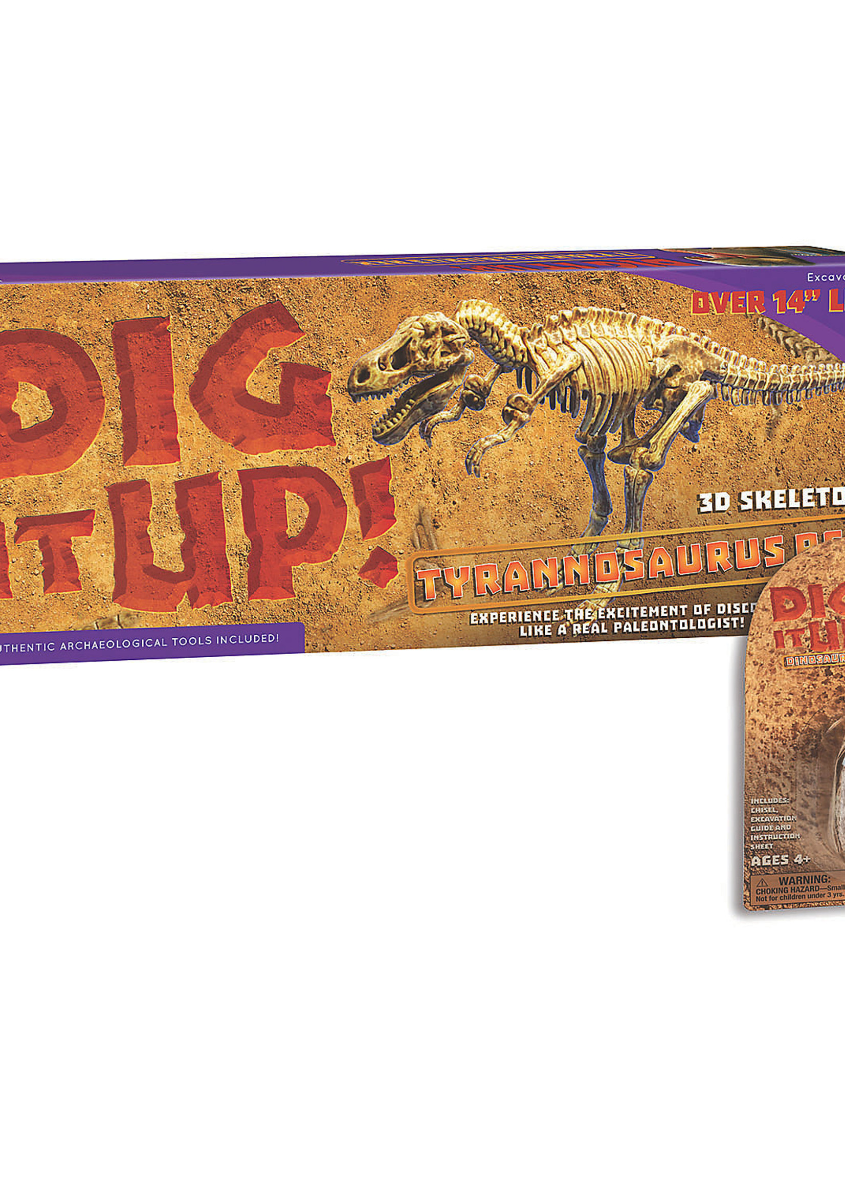 Dino T-Rex Dig It Up