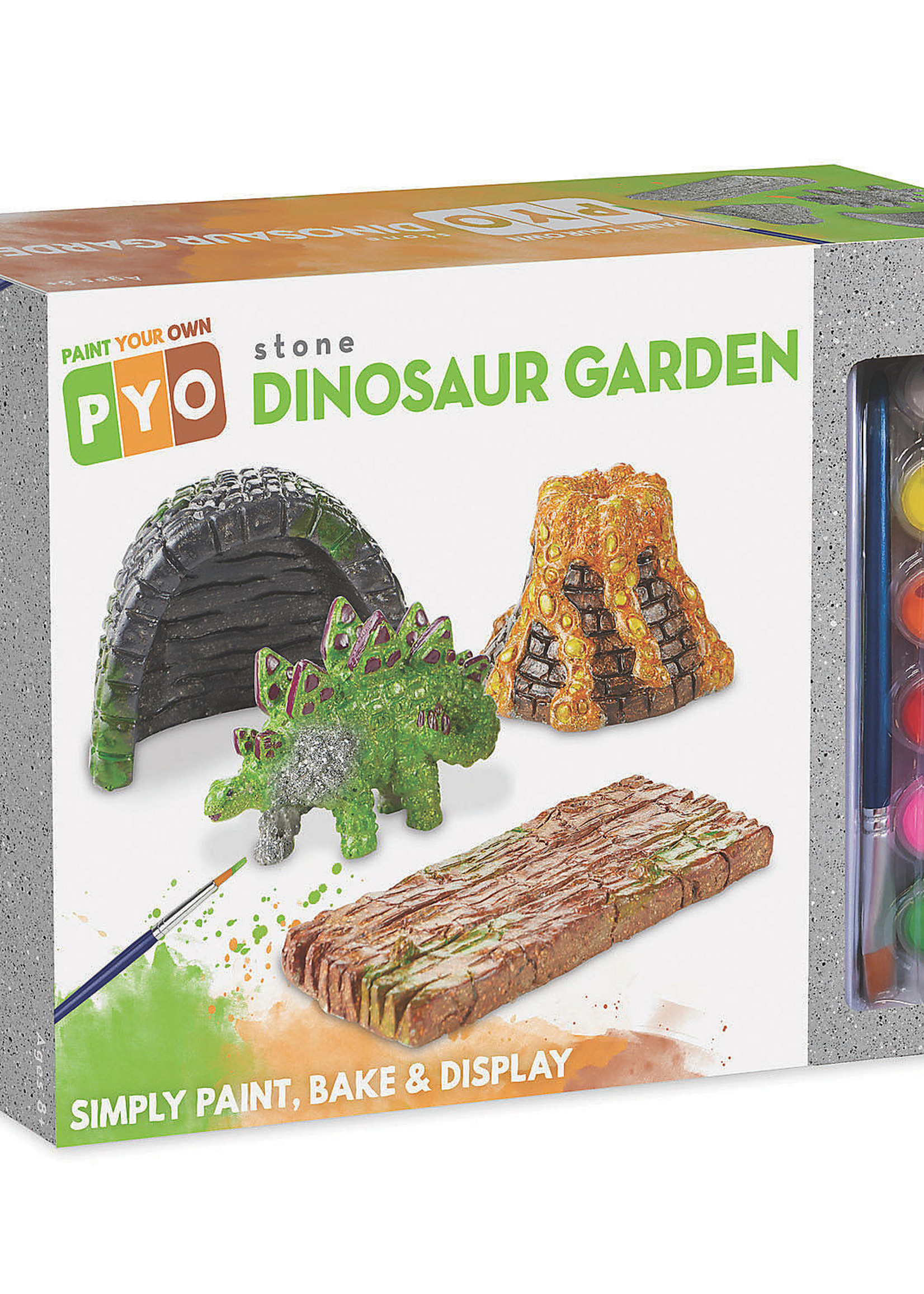 Mindware Stone Dinosaur Garden
