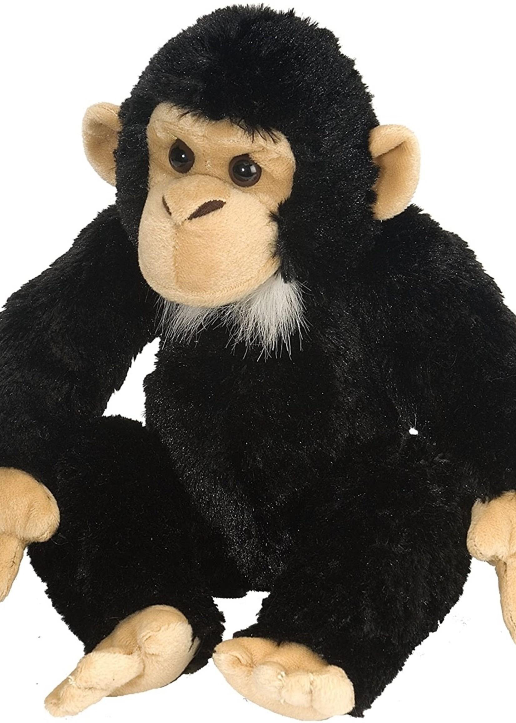 Stuffed Chimp