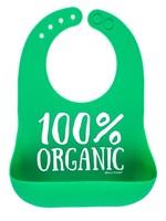 100% Organic Baby Bib