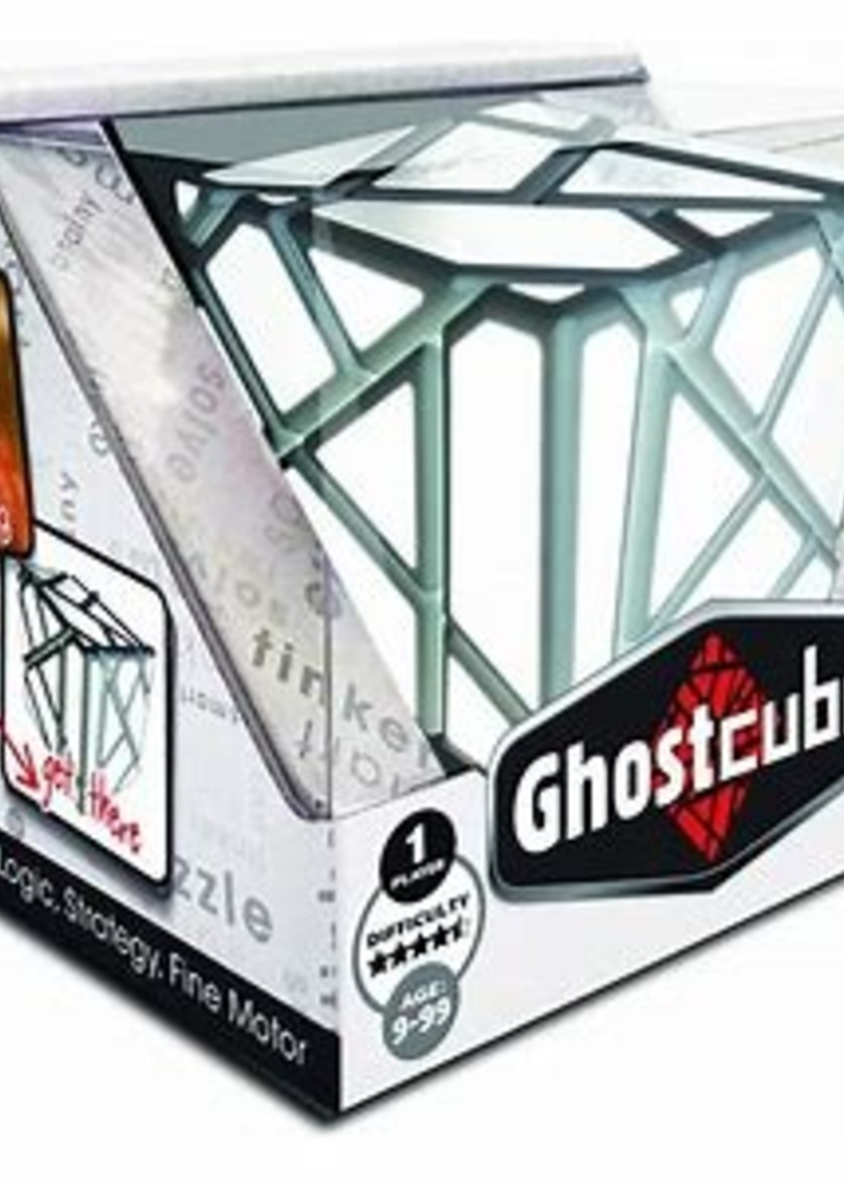 Project Genius Ghost Cube