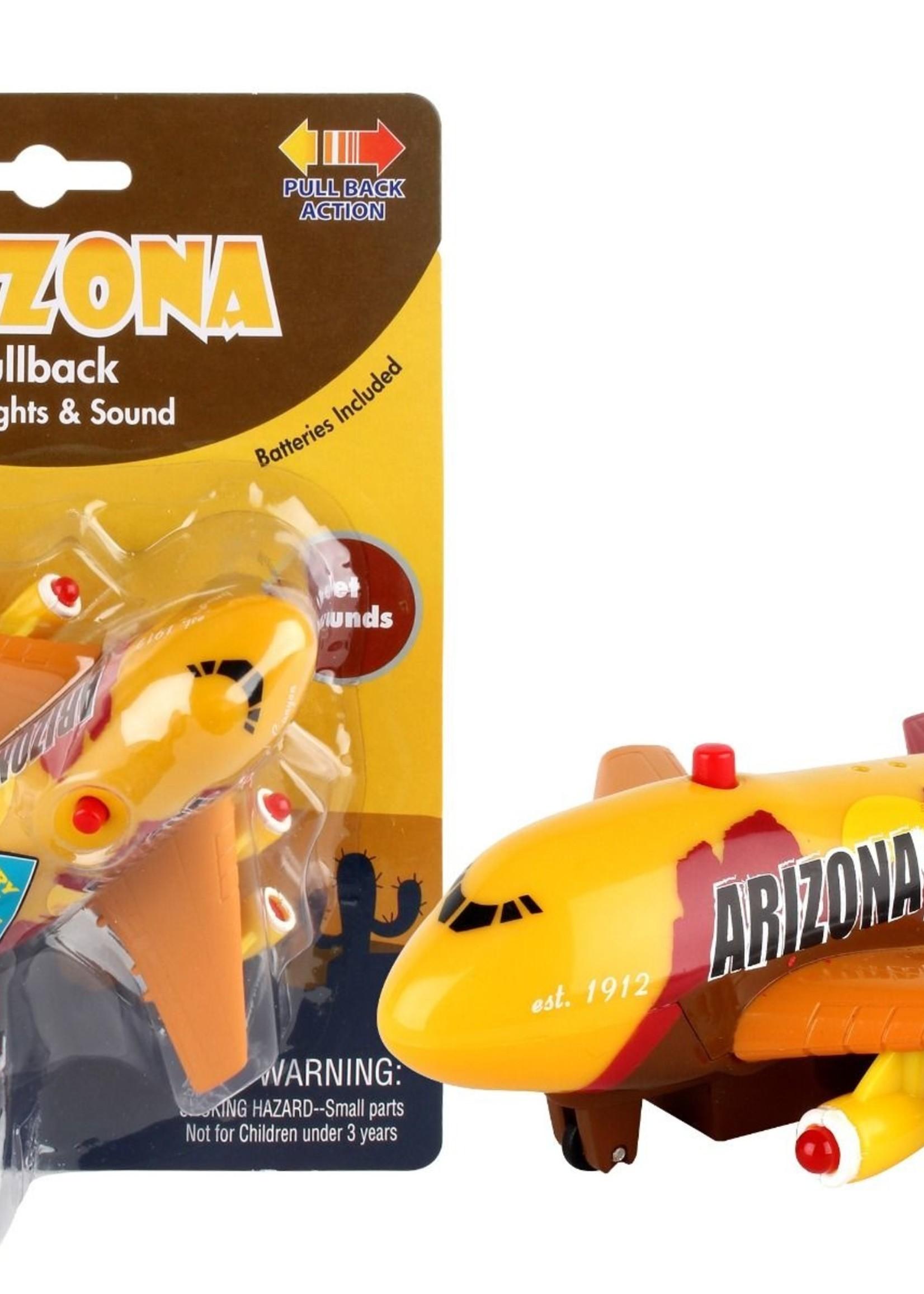 Arizona Pullback