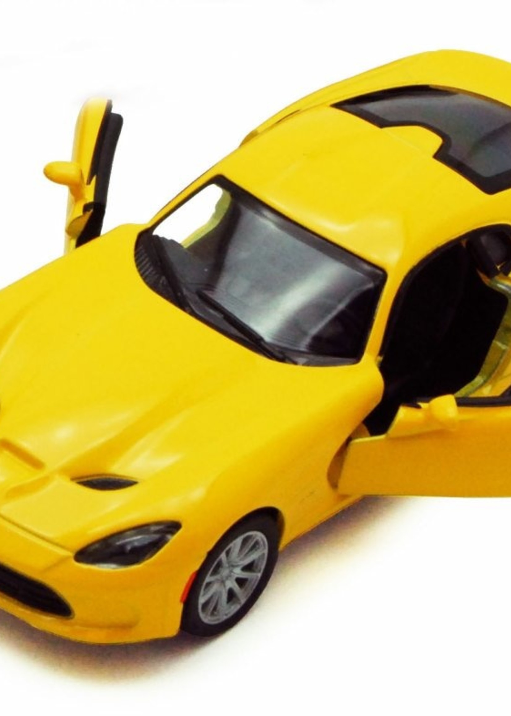 The Toy Network Dodge Viper GTS-R
