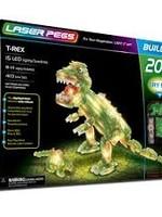 Laser Pegs 20 In 1 T-REX