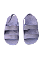 Purple Poi Sandals