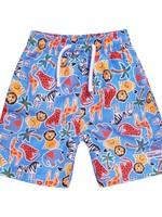 Jungle Swim Trunks