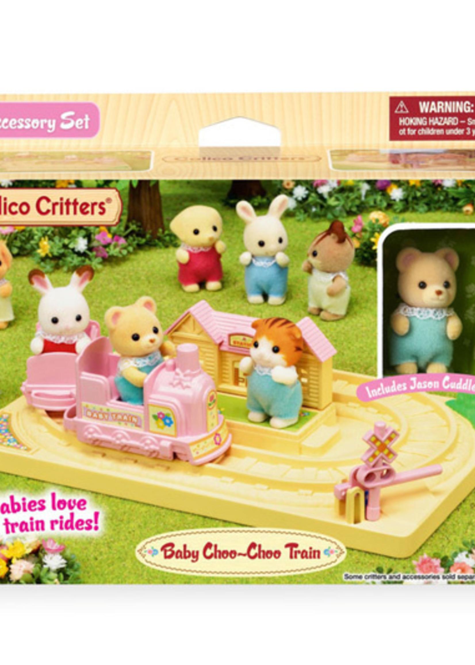 Calico Critters Baby Choo Choo Train