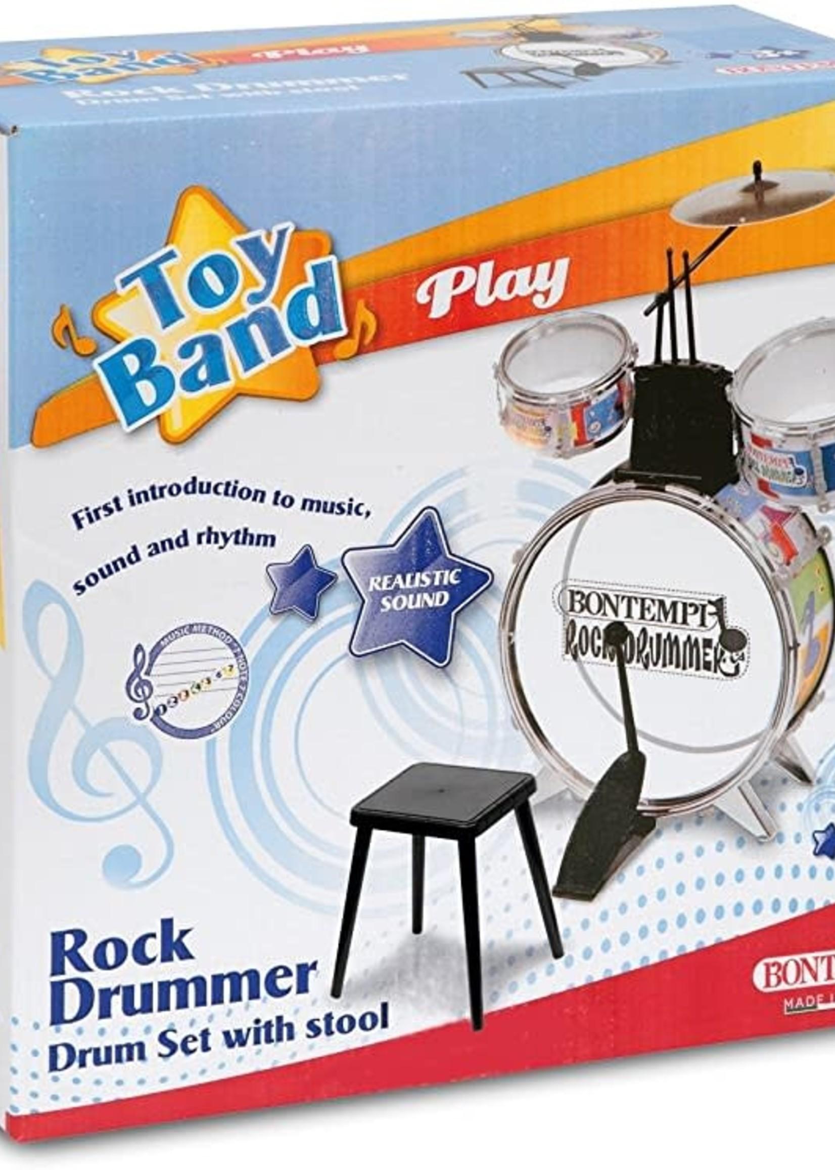 Rock Drummer Set