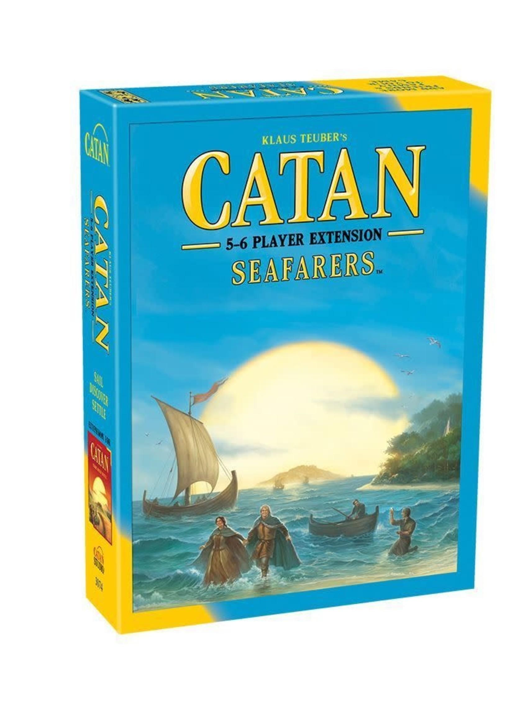 Catan Sea Farers Expansion