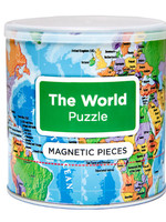 The World Magnetic Puzzle (100 Piece)