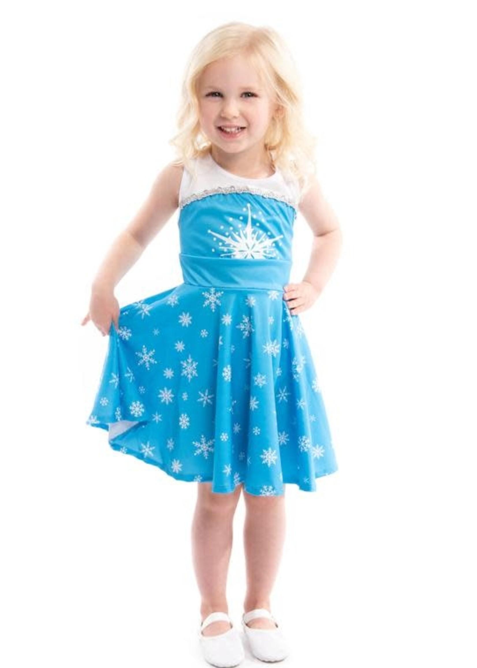 Ice Twirl Dress 2