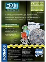 Exit The Game The Secret Lab