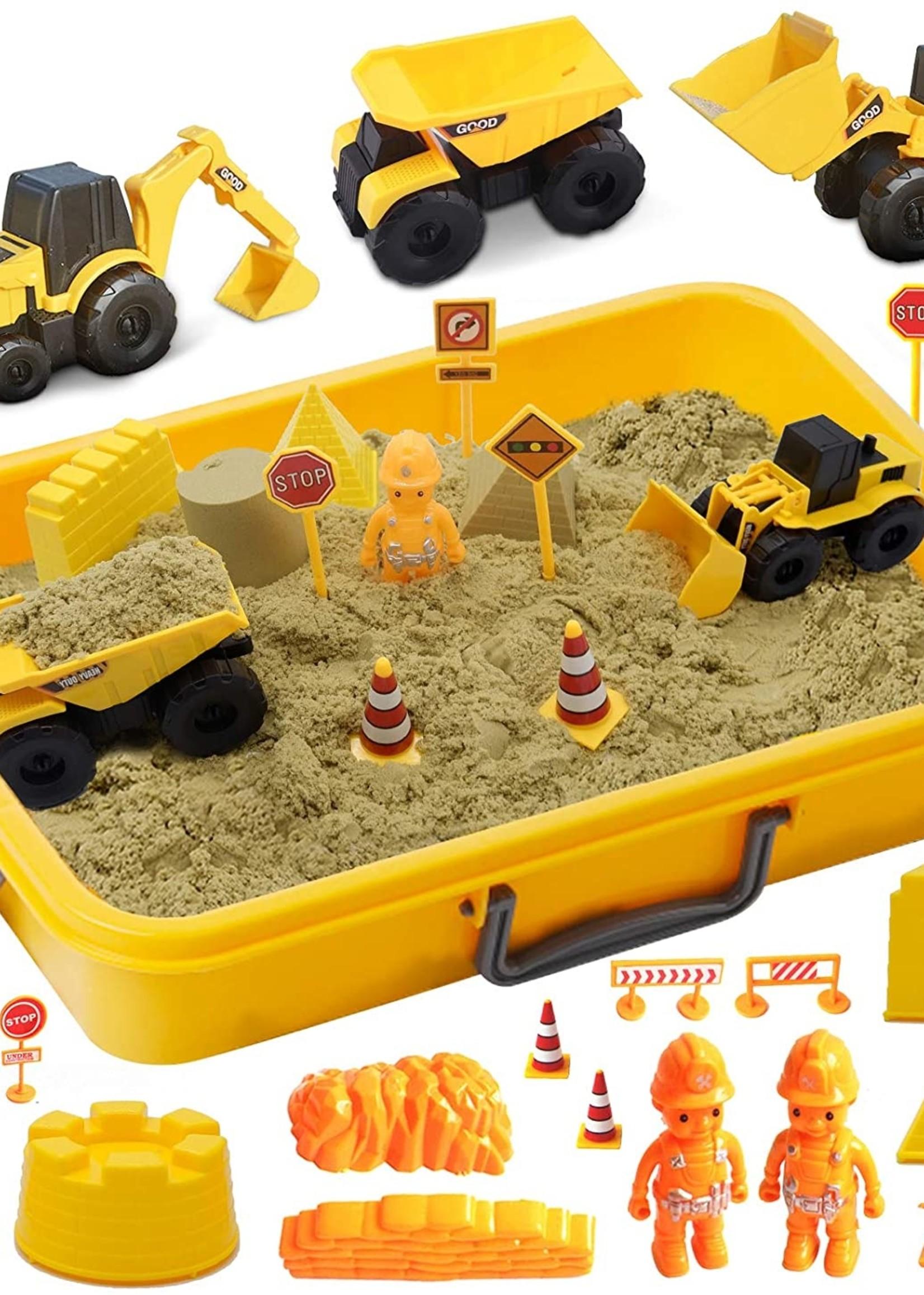 Creativity For Kids Construction Zone Sensory Bin