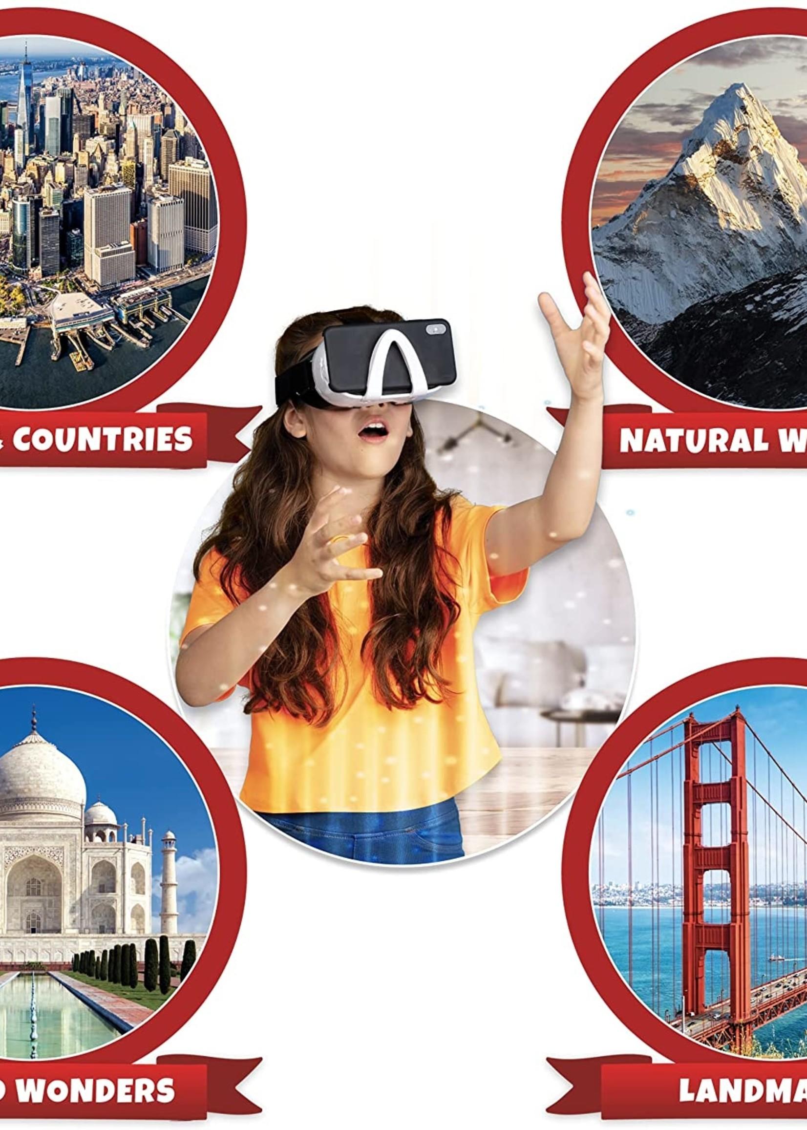 Professor Maxwell's VR Atlas