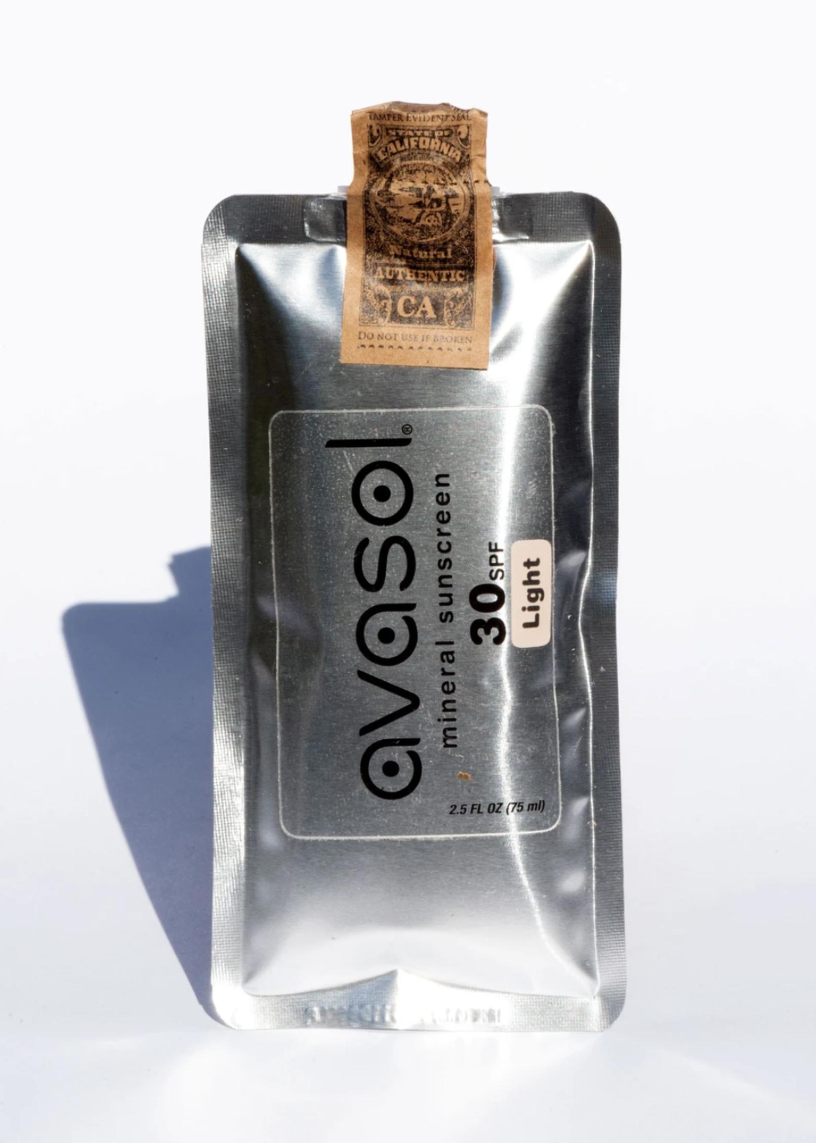 Avasol Defense Cream (Refillable) Light