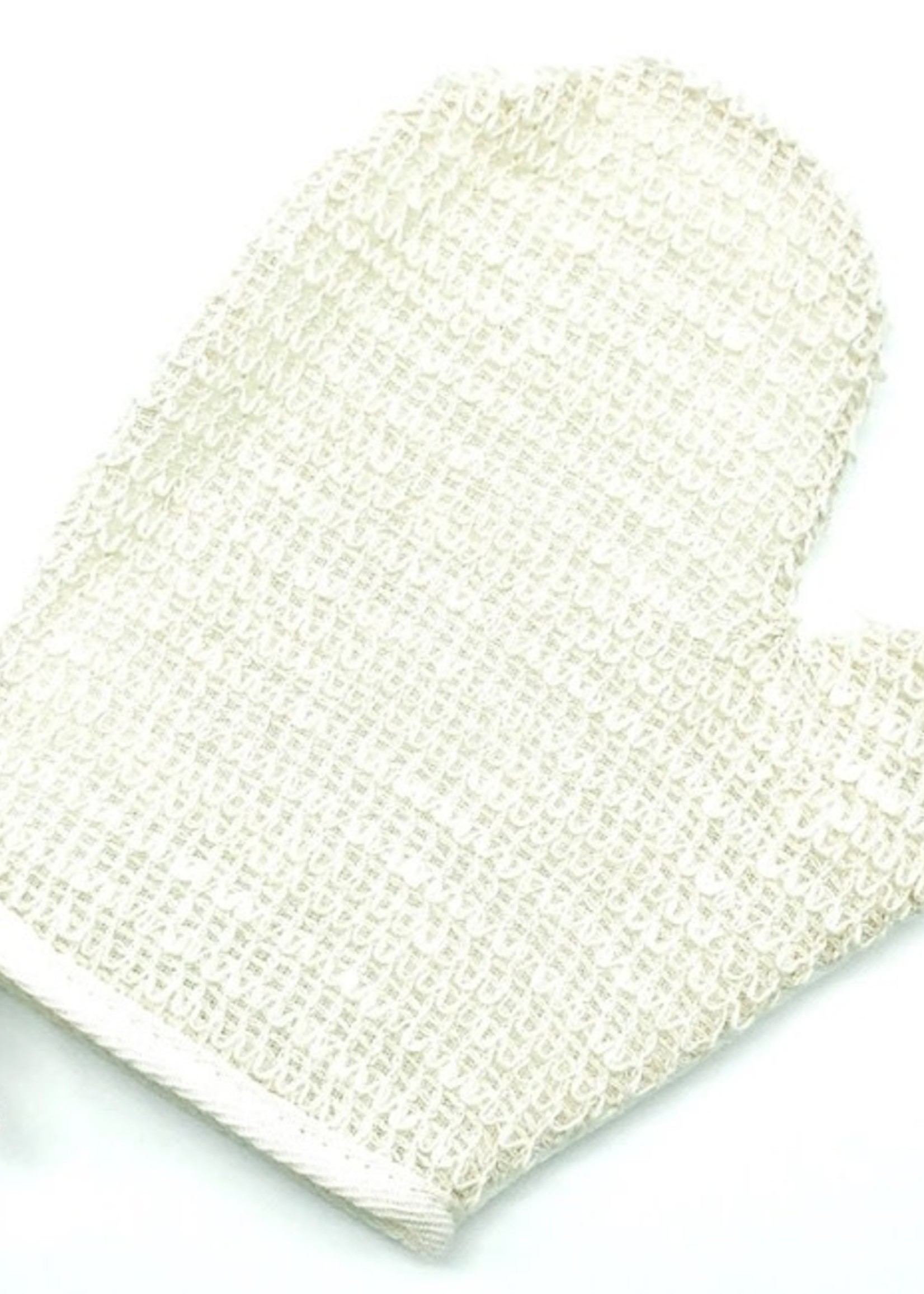 Bamboo Switch Sisal Exfoliating Glove