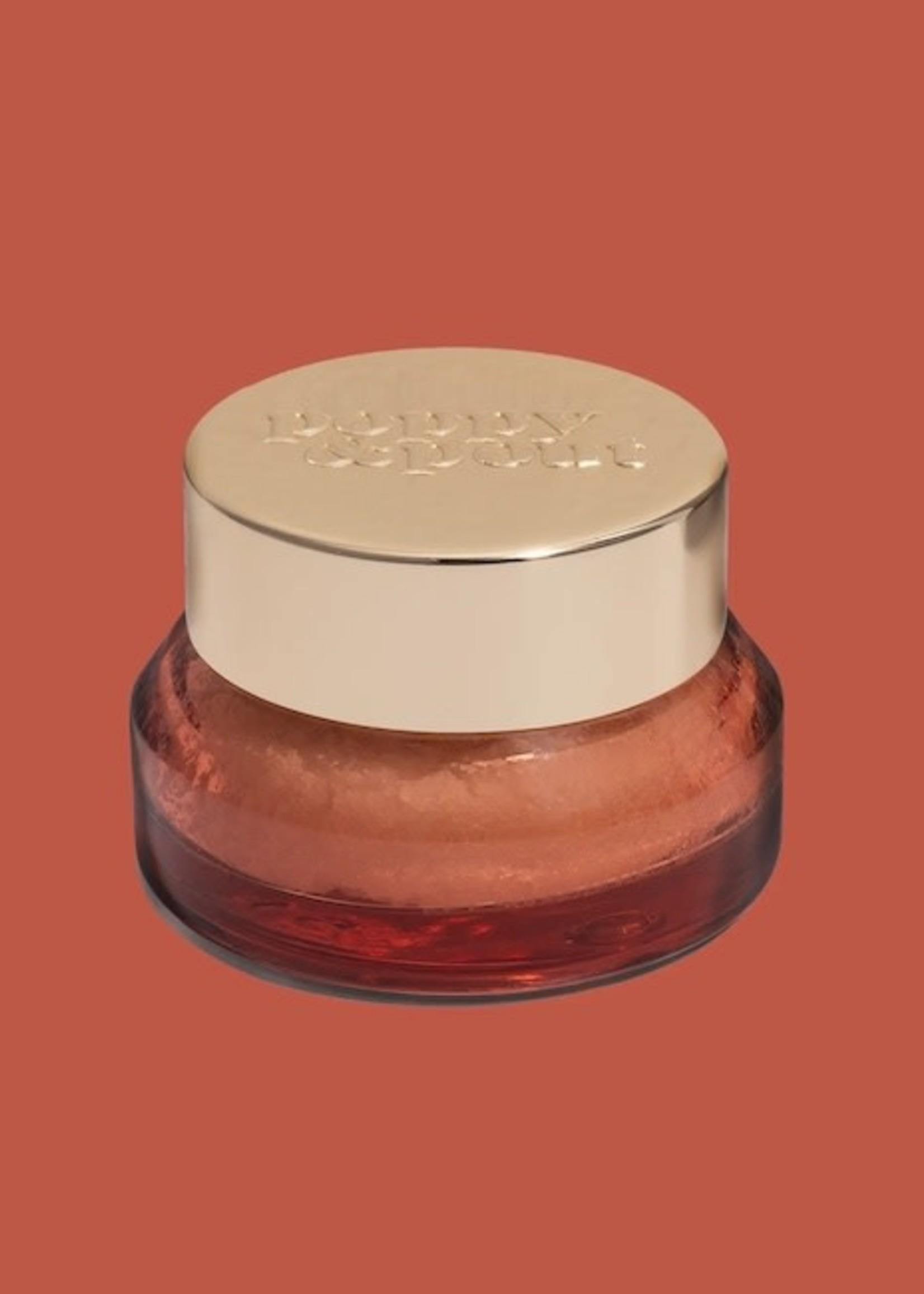 Poppy & Pout Pomegranate Lip Scrub