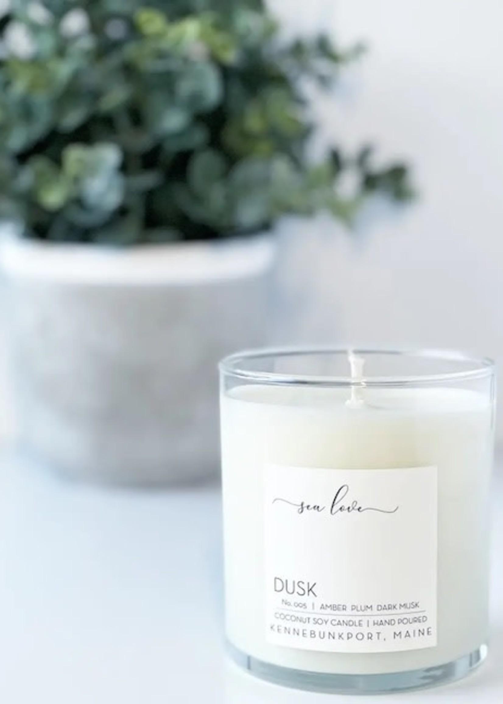 Sea Love Candles Dusk Candle
