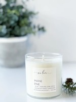 Sea Love Candles Maine Pine Candle
