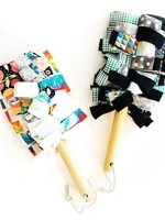 Marleys Monsters Washable Duster
