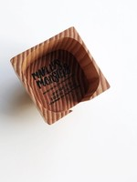 Marleys Monsters Wood Facial Rounds Container