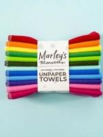 Marleys Monsters 12 Pack Solid Unpaper Towel