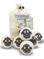 Friendsheep Flock of Friends Set of 6 Eco Dryer Balls