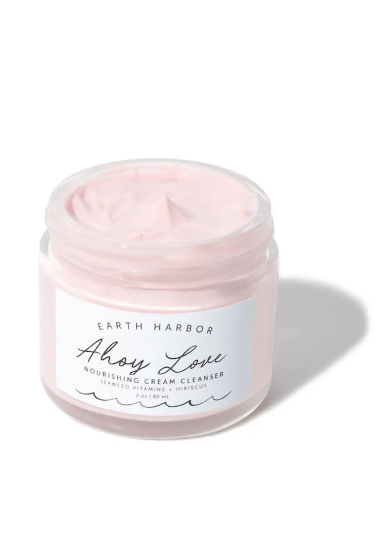 Earth Harbor Ahoy Love Cream Cleanser