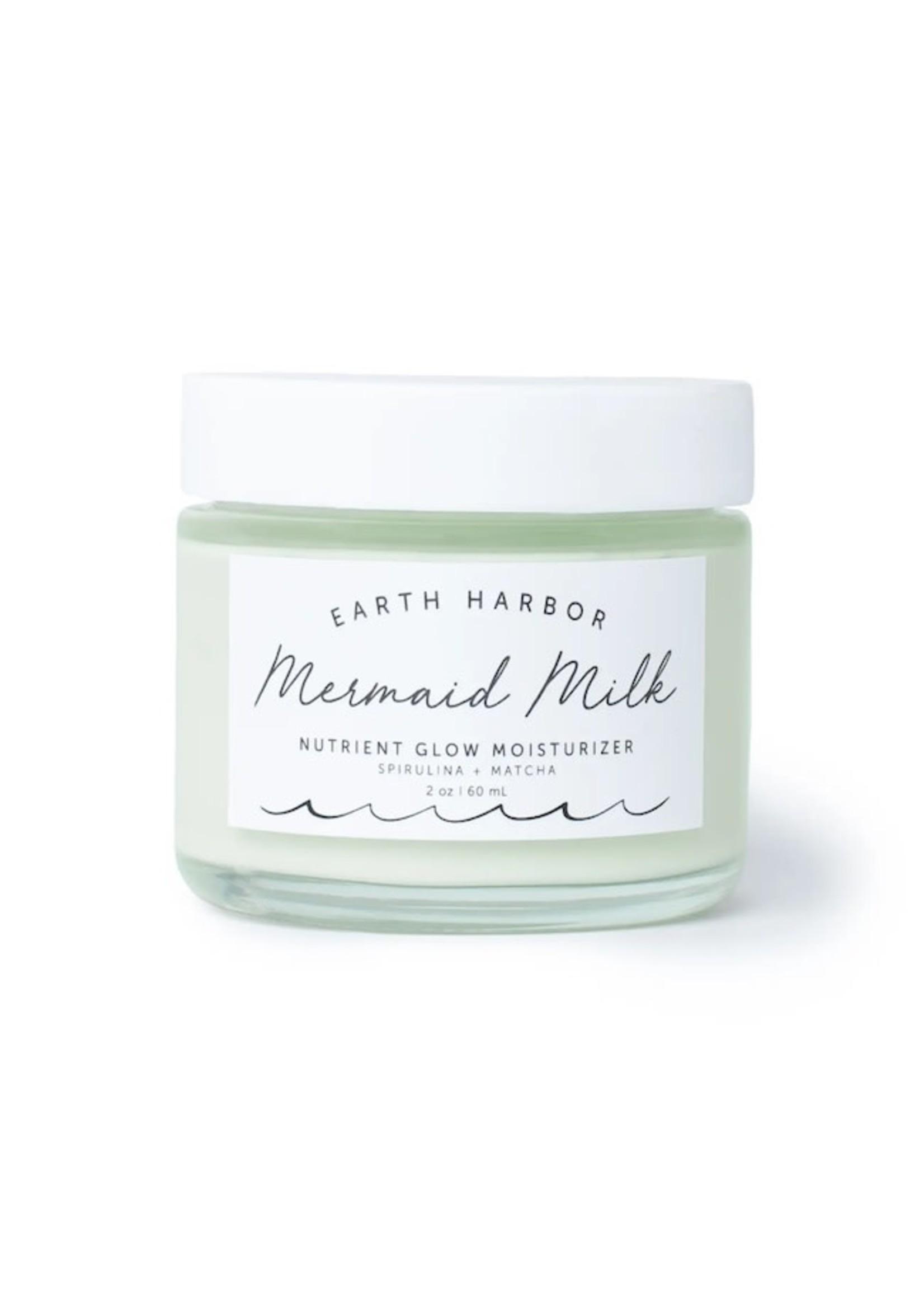Earth Harbor Mermaid Milk Moisturizer