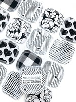 Marleys Monsters Monochrome Facial Rounds