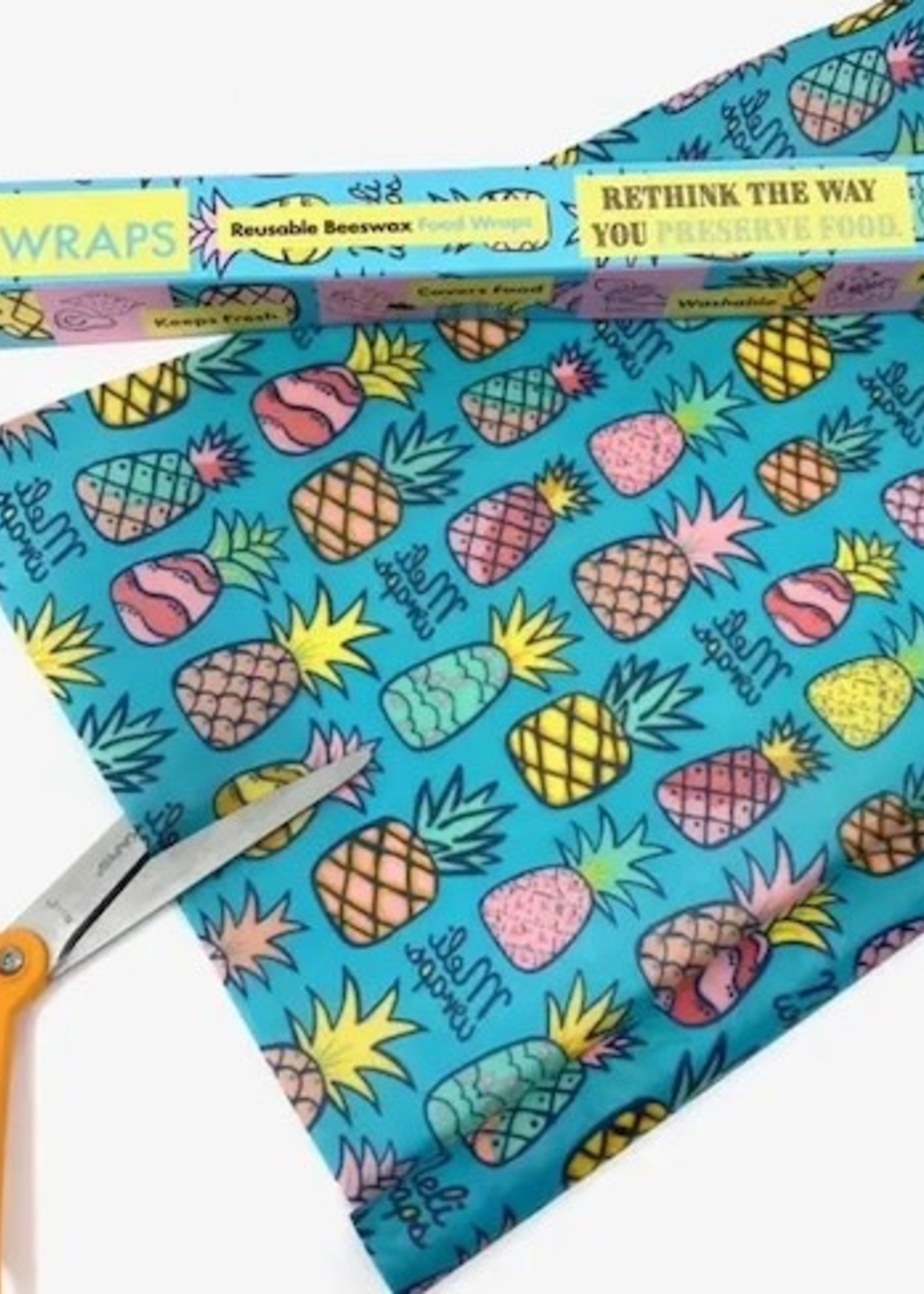 Meli Wraps Beeswax Wrap Bulk Roll