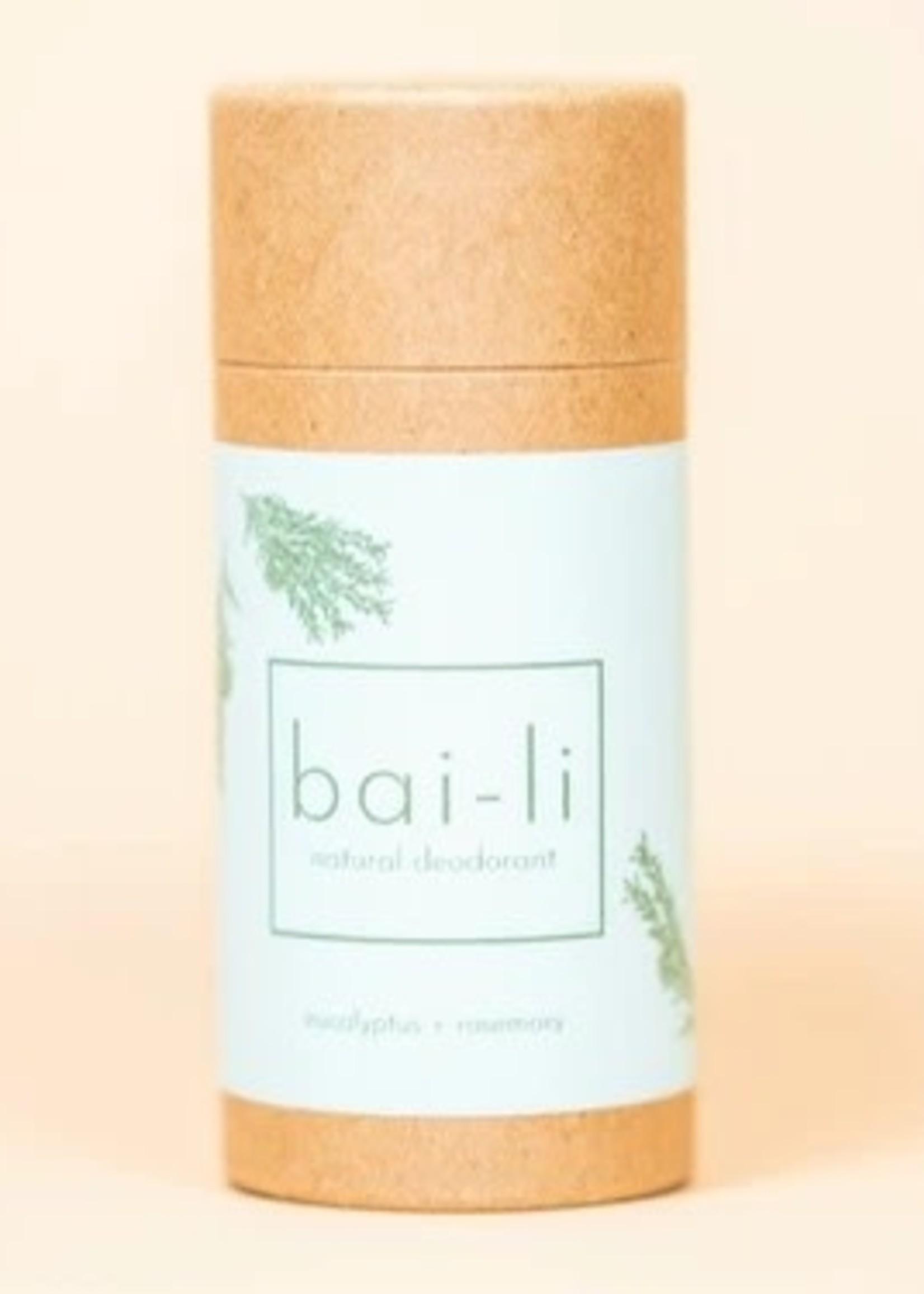 Bai-li Eucalyptus Rosemary Deodorant