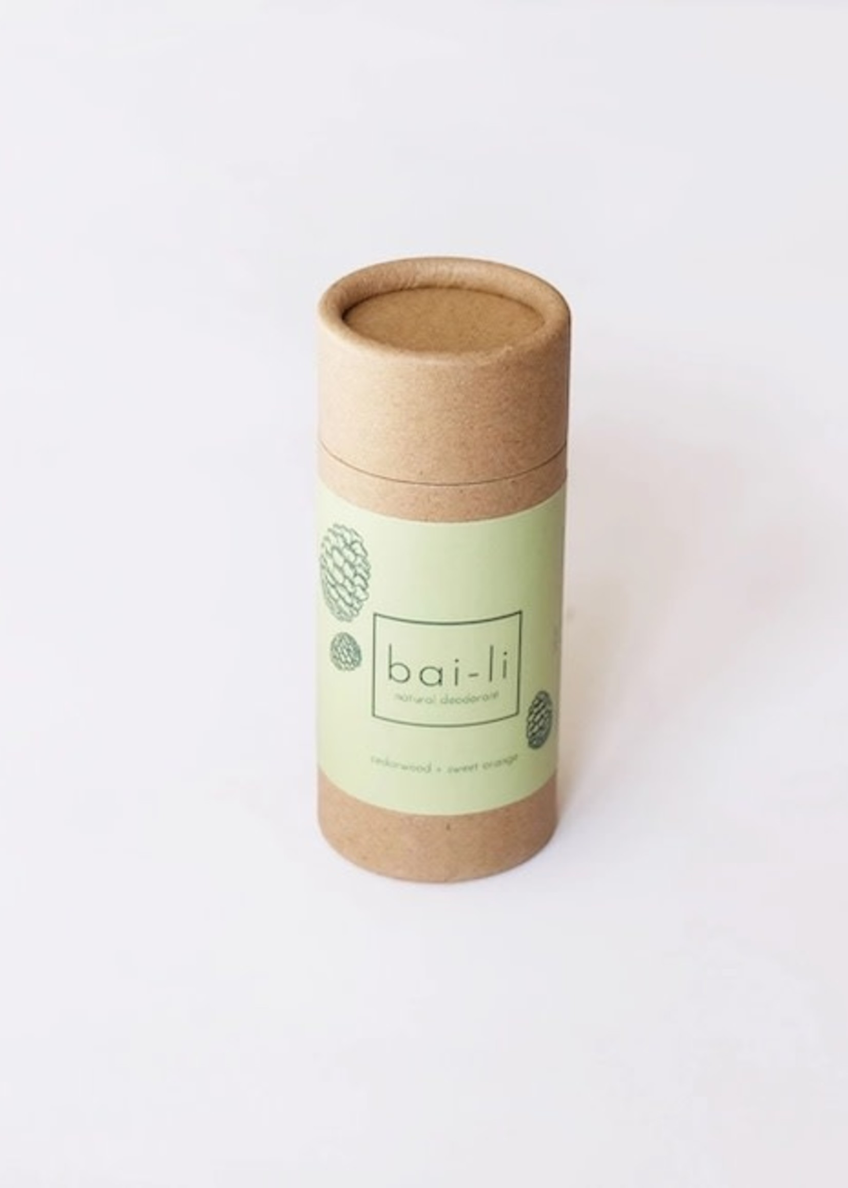 Bai-li Cedarwood Sweet Orange Deodorant