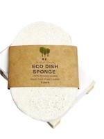 Me.Mother Earth Loofa Dish Sponge 3-Pack