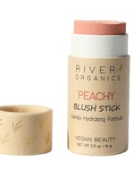 River Organics Peachy Blush Stick