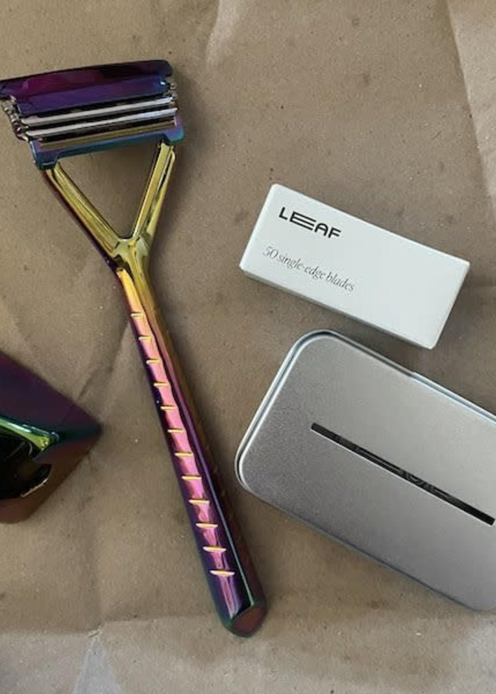 Leaf Shave Leaf Classic Prism