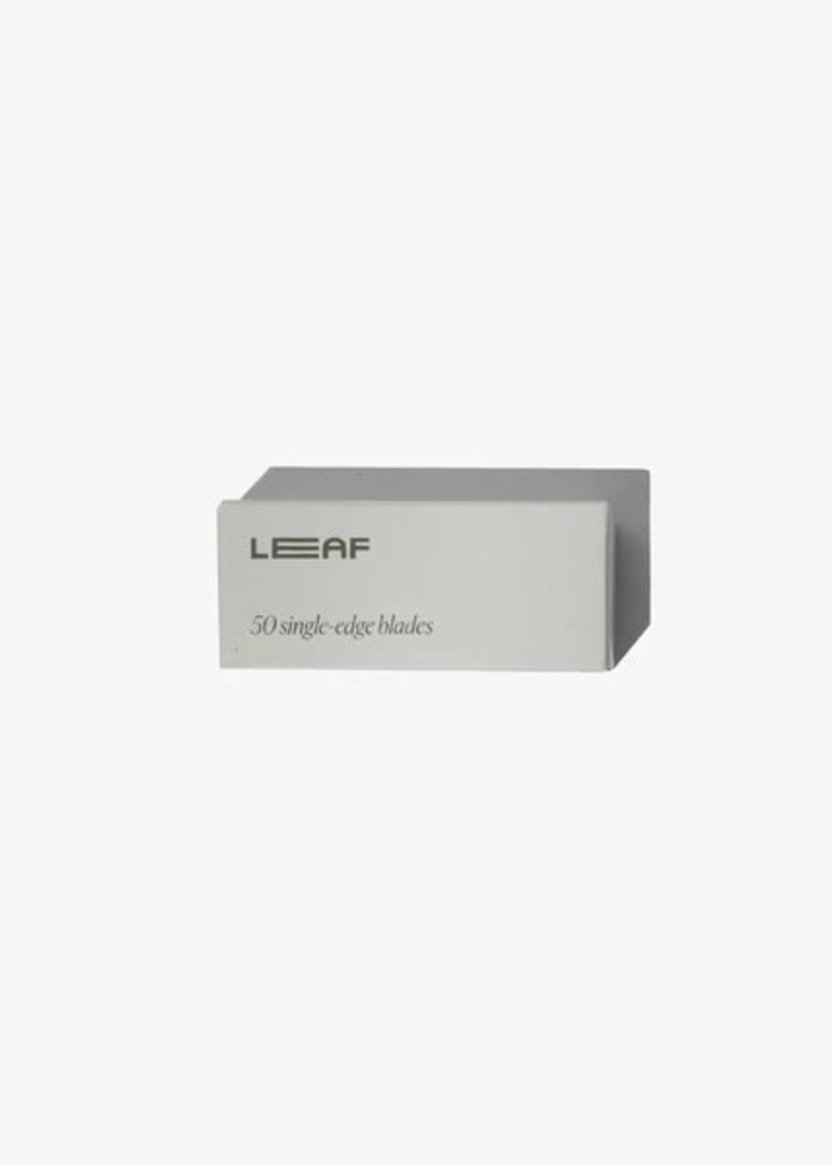 Leaf Shave Leaf 50 pack razors