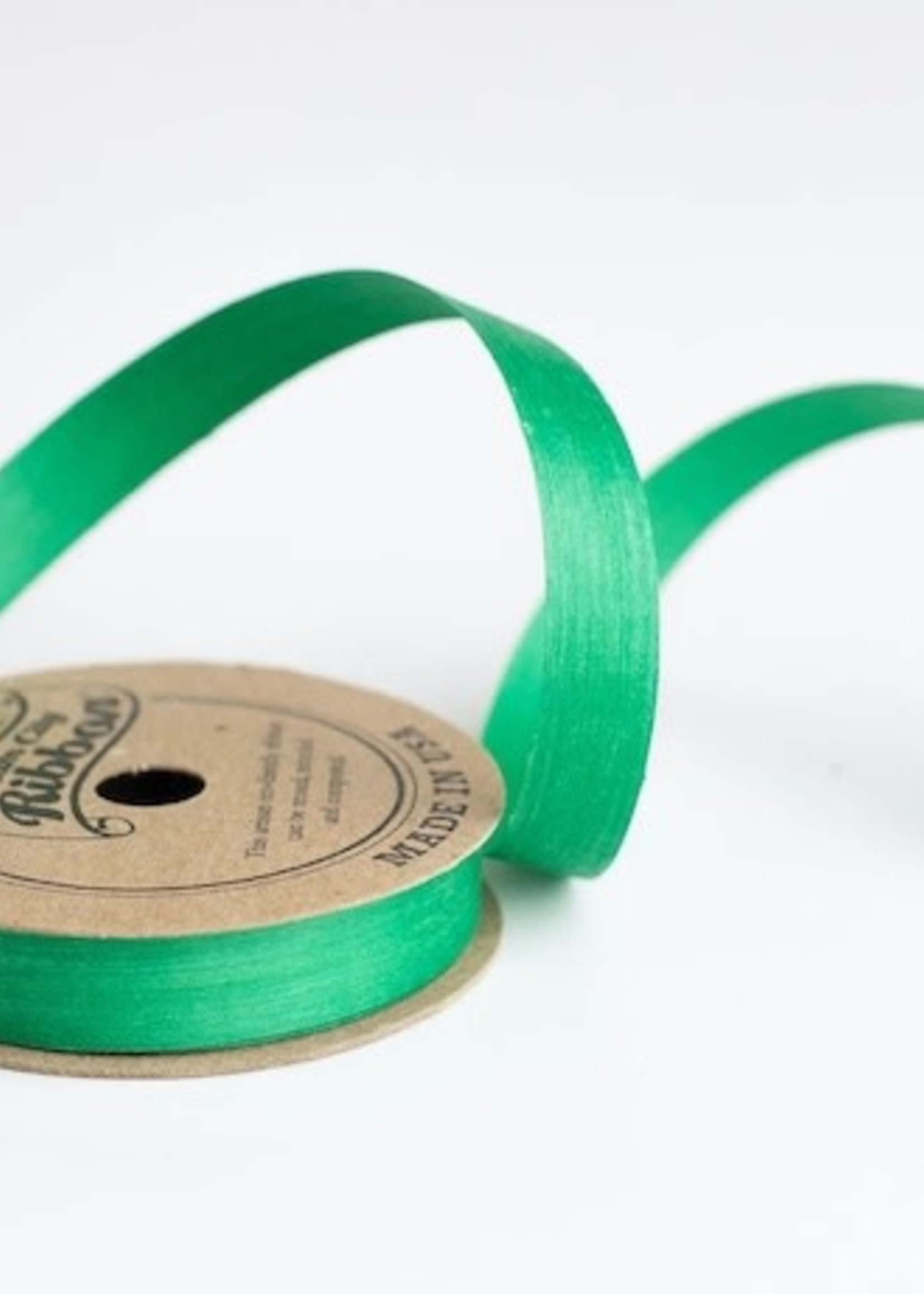 Wrappily Green Cotton Curling Ribbon
