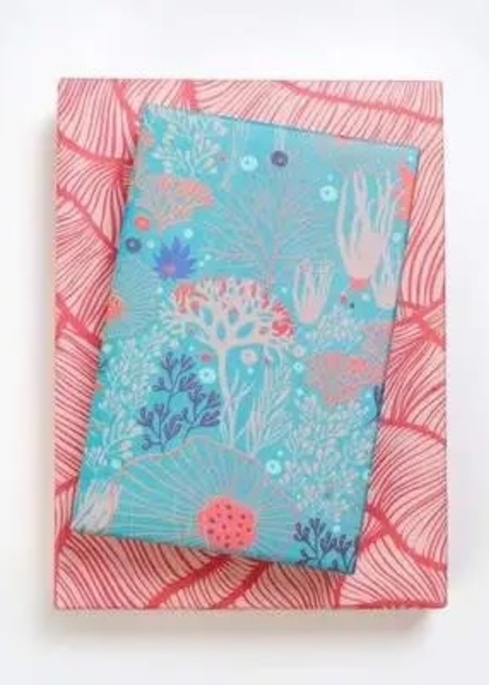 Wrappily Underwater Flora Wrapping Paper
