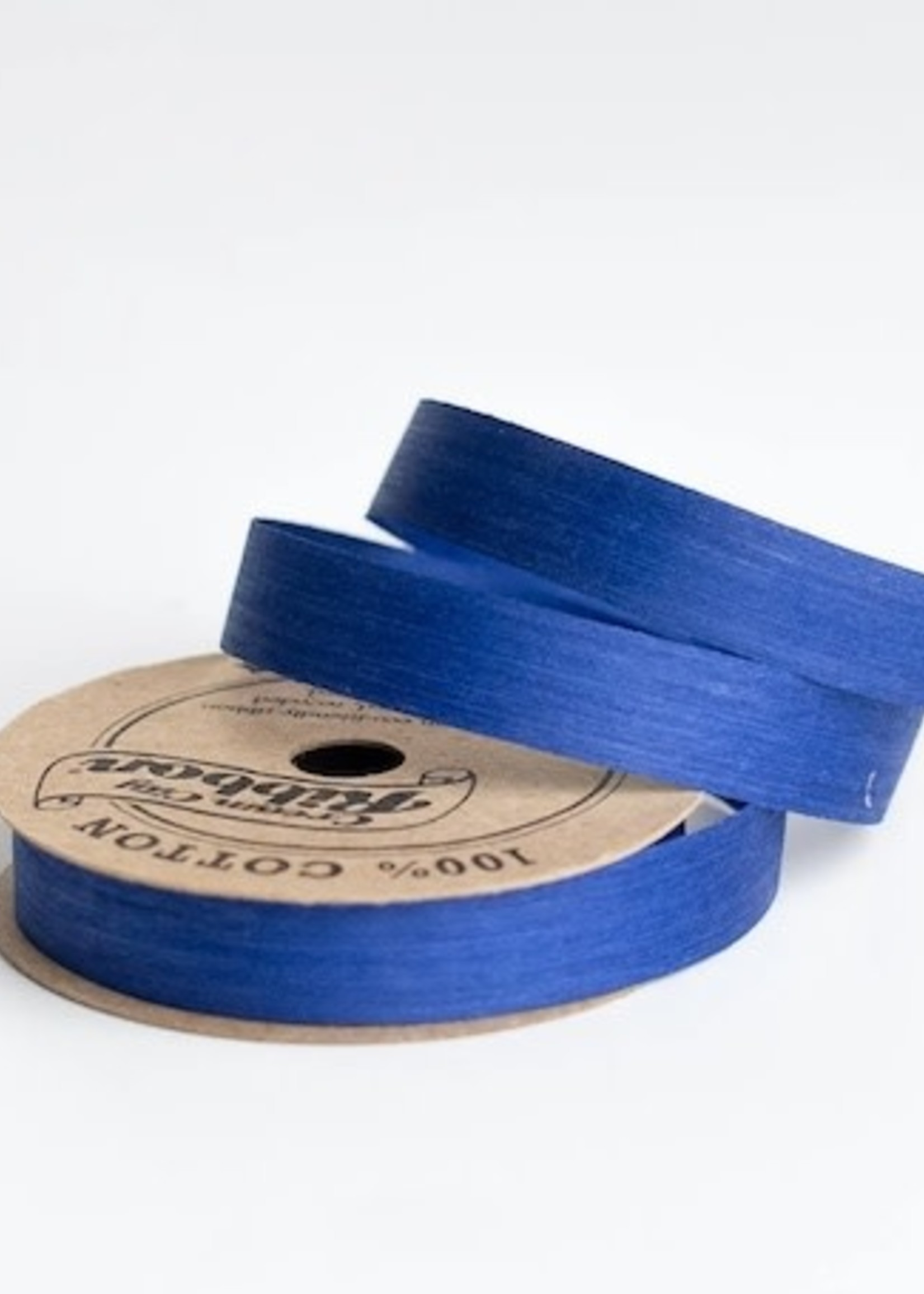 Wrappily Midnight Blue Cotton Curling Ribbon