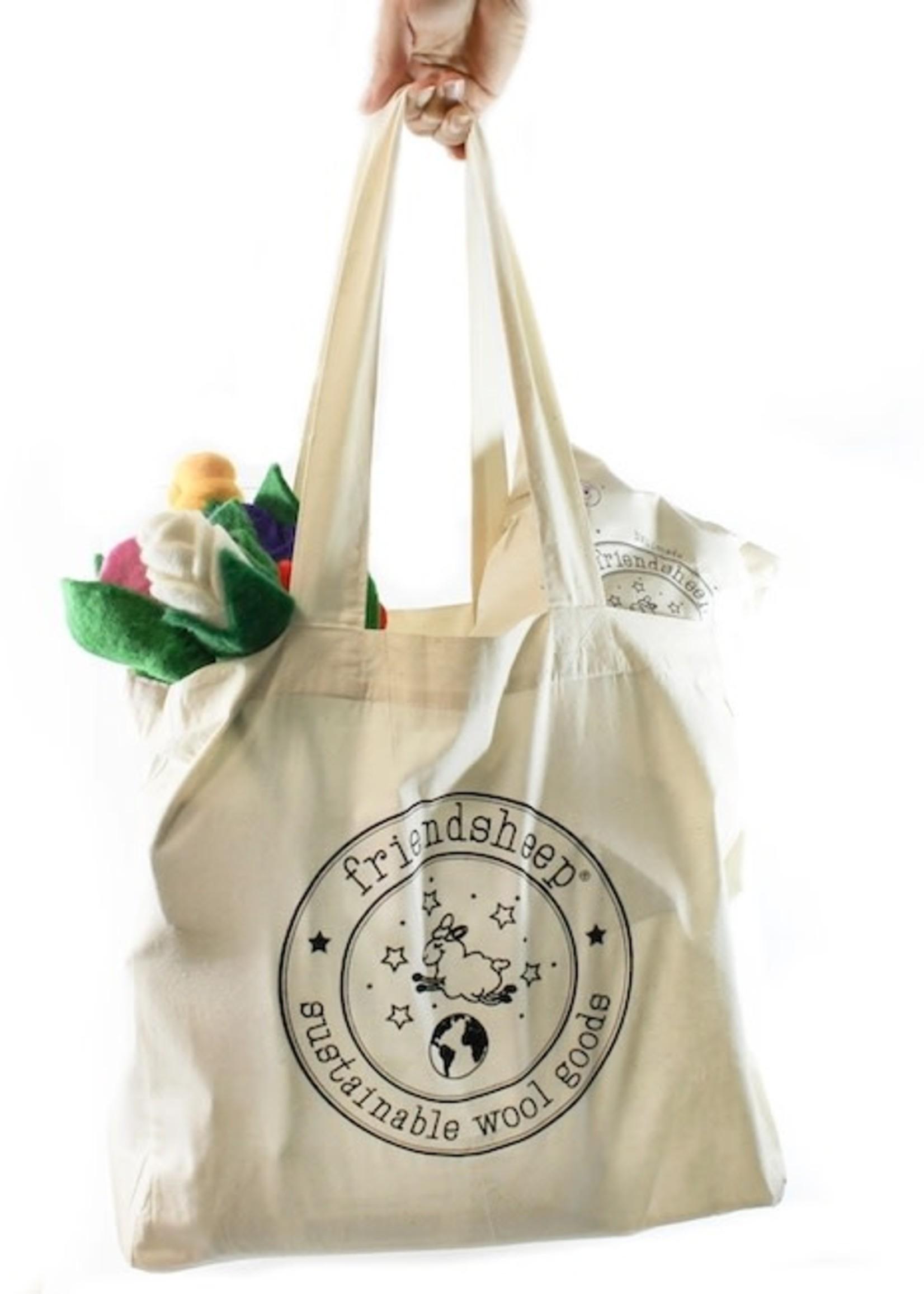 Friendsheep One Less Plastic Bag