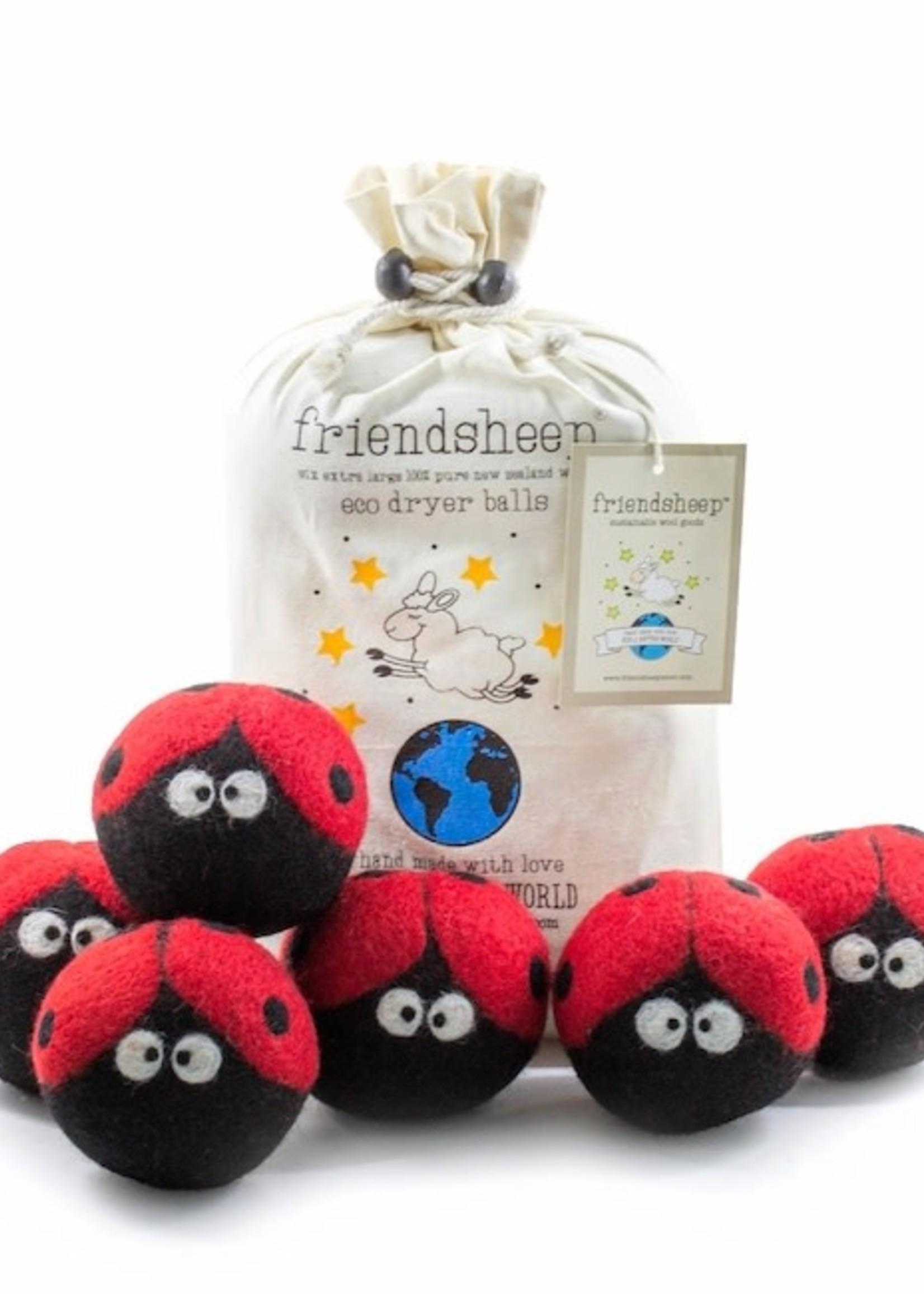 Friendsheep Laundrybugs Dryer Balls
