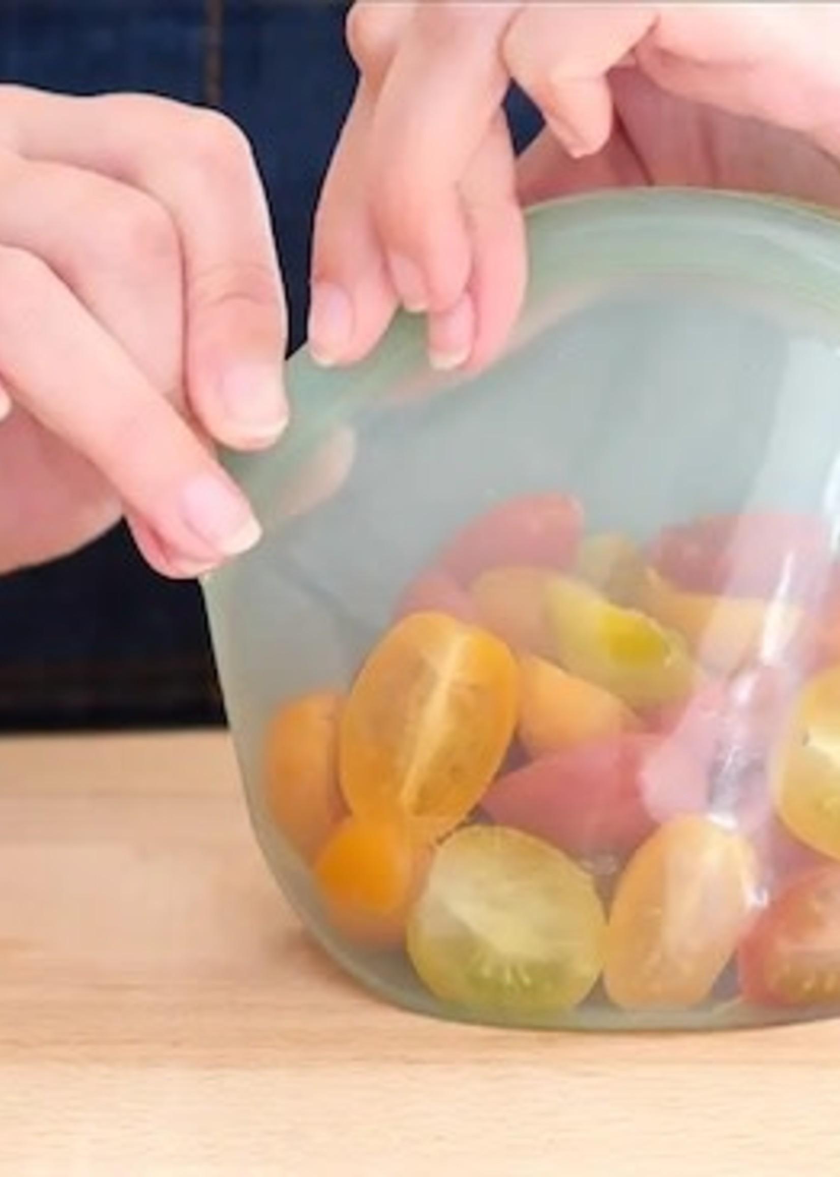 Food Huggers Juniper 30oz Storage Bag