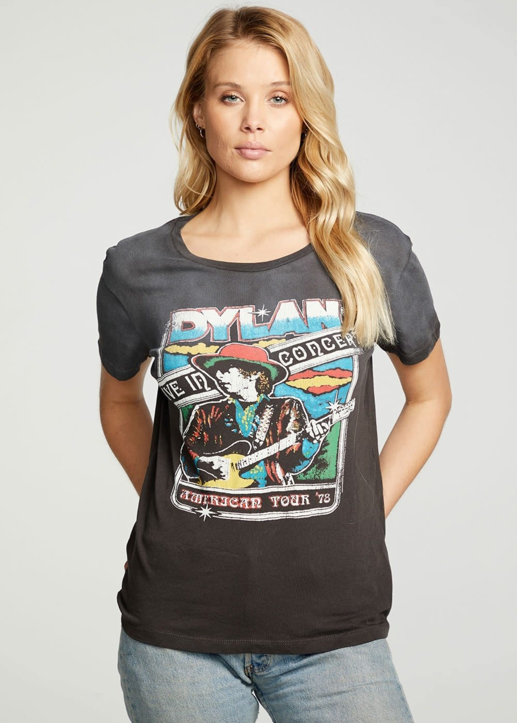 Bob Dylan - Live in Concert Tee