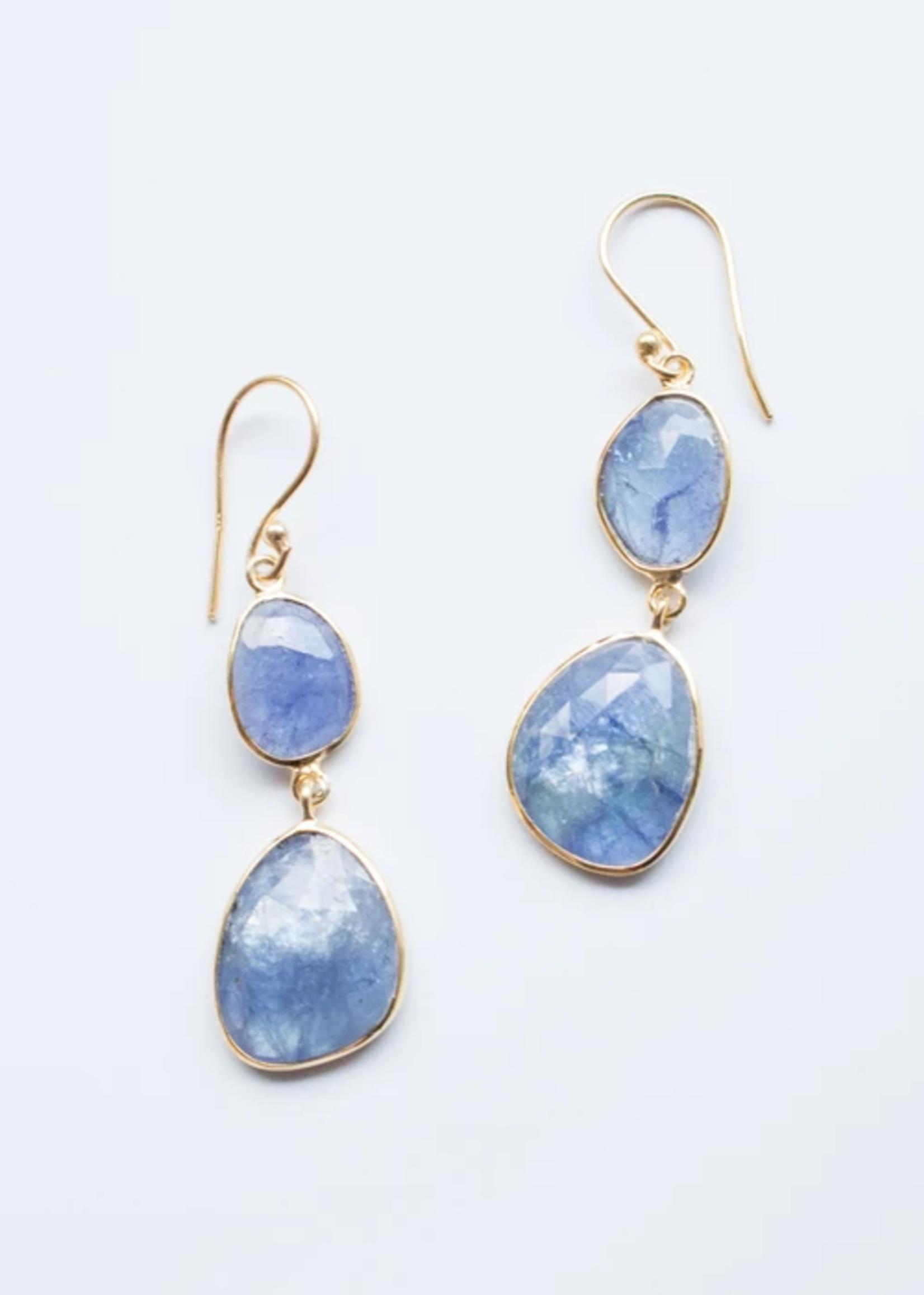 Joya Bryce Drop Earrings