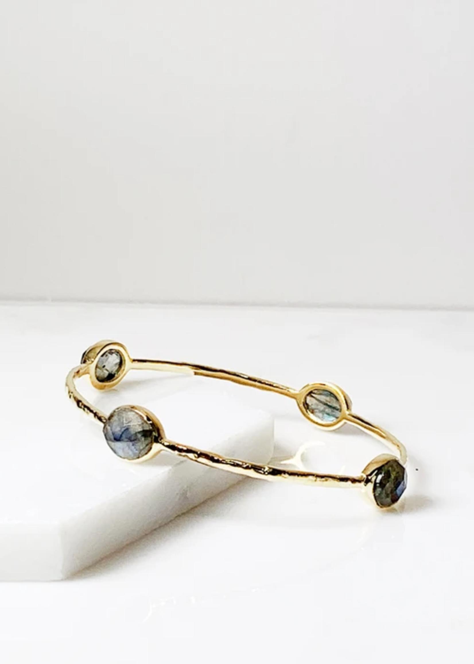 Eleanor Bangle Bracelet