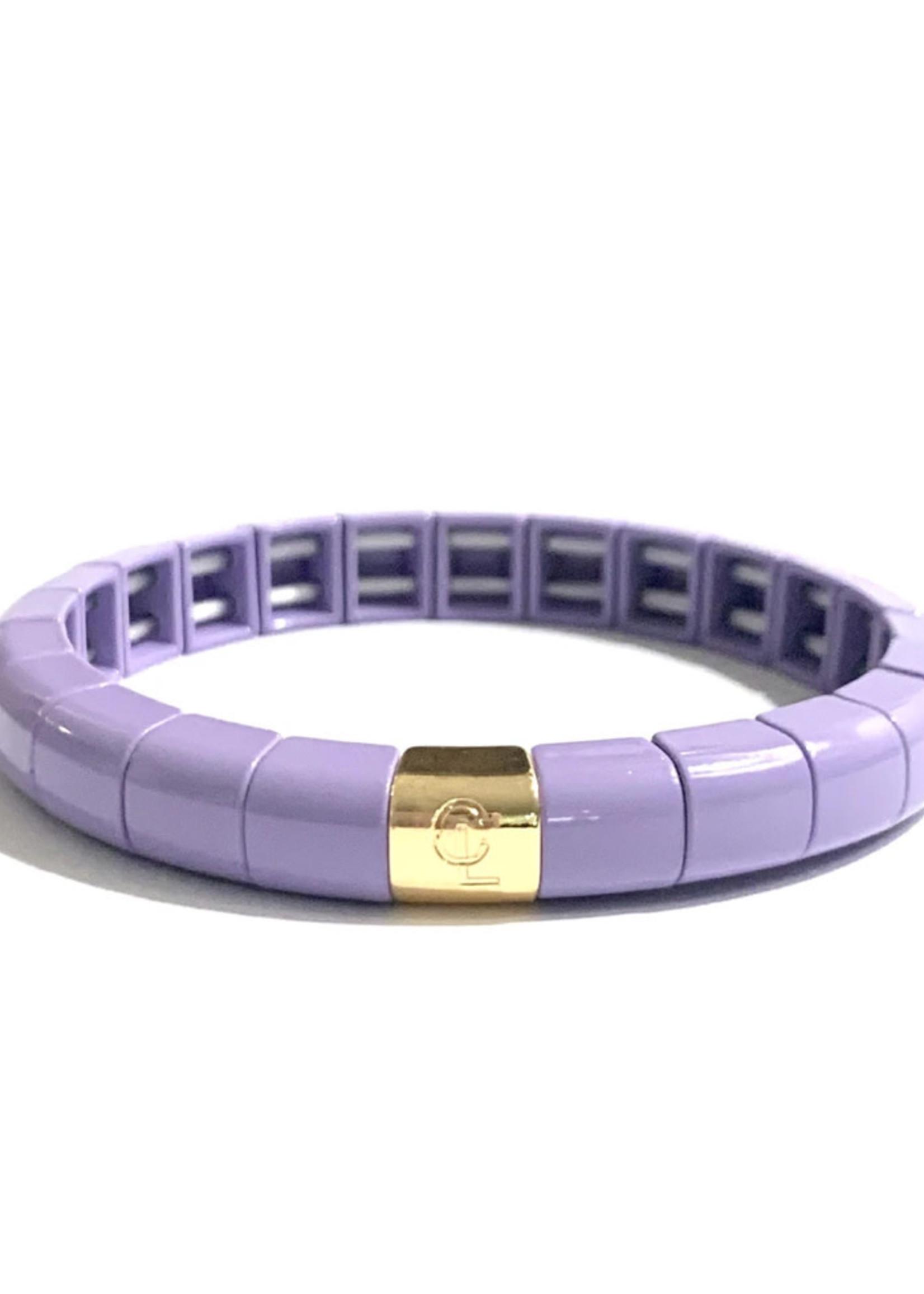 Tile Tube Bracelet